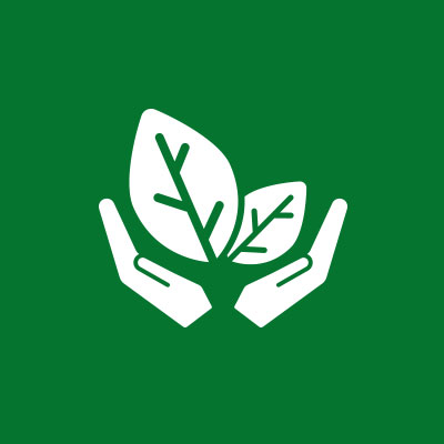 Eco-friendly products icon